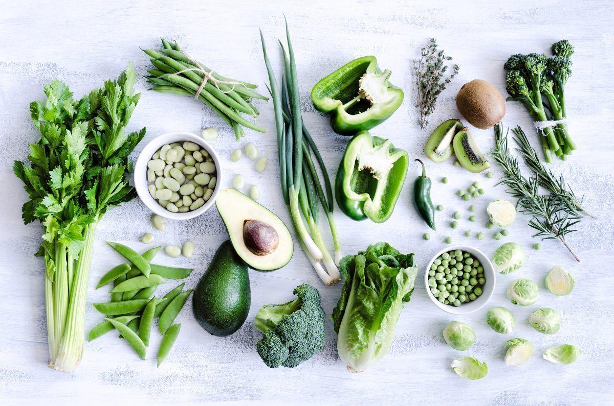 Dieta wegetariańska – jadłospis 1800 kcal