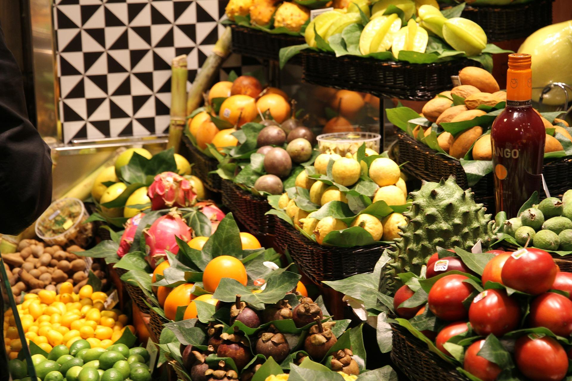 Dieta  warzywno – owocowa (część II)