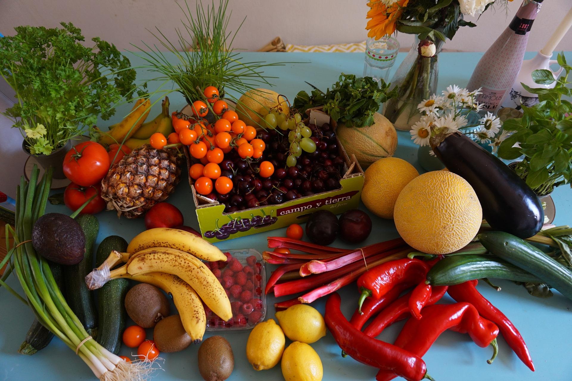 Dieta warzywno-owocowa:  (część III)