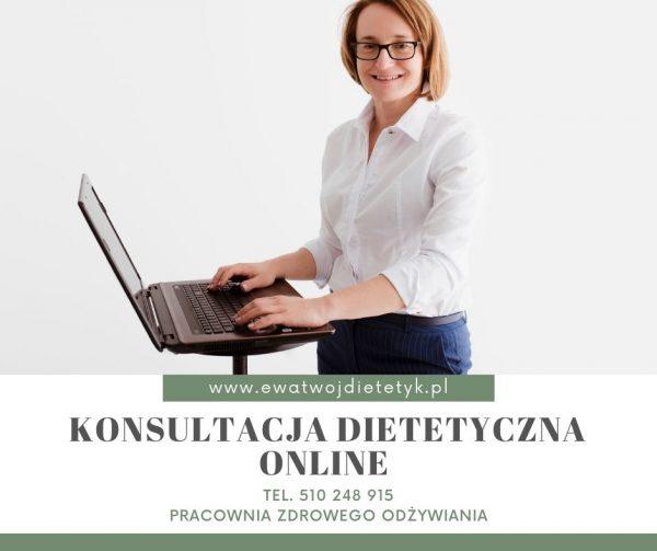 konsultacja dietetyczna online